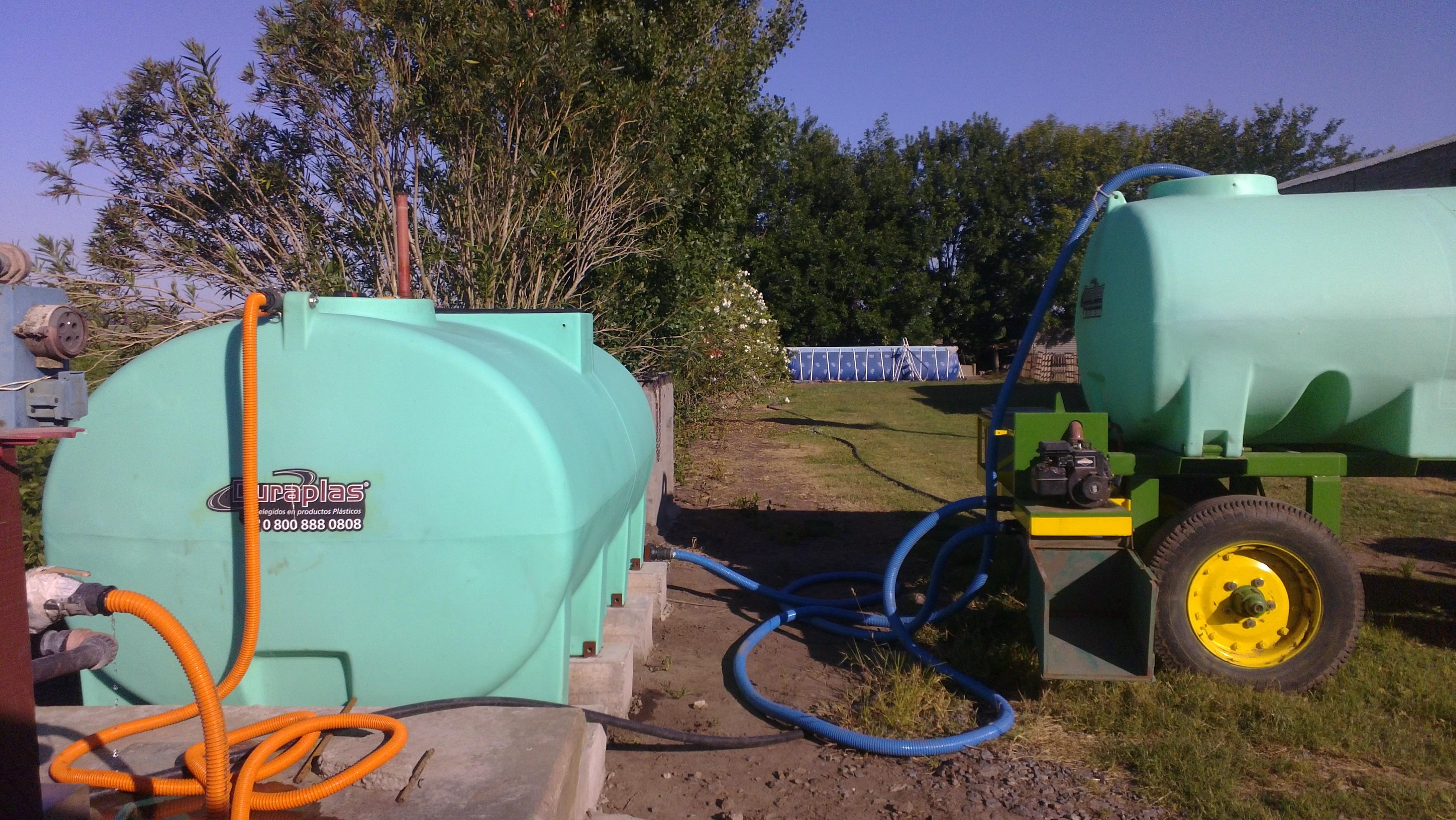 5 Razones por las que los Tanques de Polietileno para Transporte de Agua son perfectos para su Campo